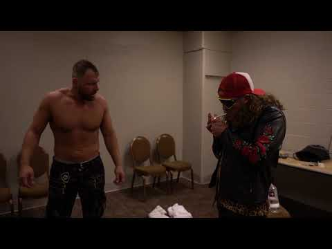 When Jon Moxley meets the Bad Boy
