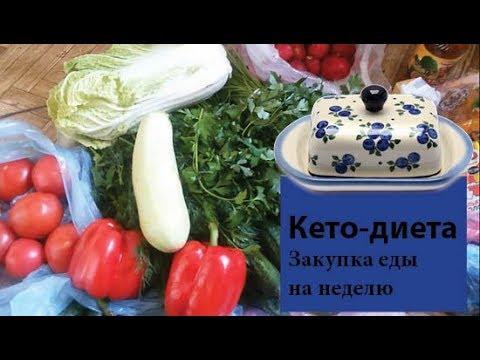 📹Кето-диета | Закупка продуктов на неделю