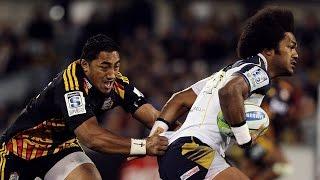The Fijian Shrug (aka the Rip)