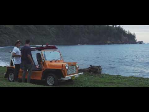 Globetrotting ~ Norfolk Island with Jack