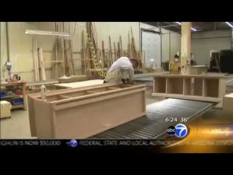 ABC 7    Made In Chicagoland Baker Road Furniture