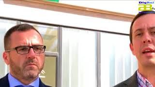 El director general de Personas Mayores de la Junta visita Almería
