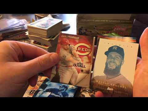 Baseball Cards! Let's open them!