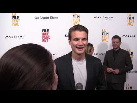 Alex Russell  at the LAFF Premiere of Izzy Gets the Fuck Across Town