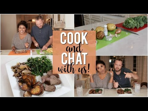Cooking with the Pearsons! Ep. 2 + Q&A: Do We Want More Kids??? thumbnail