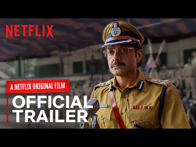 Class of '83 | Official Trailer | Bobby Deol | Netflix India