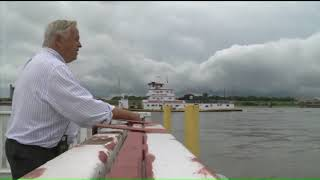 Riverboat Captain Retiring After Nearly Five Decades On The Mighty Mississippi