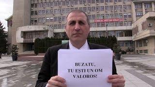 Mesajele unor oameni cinstiți din Vaslui pentru Buzatu!  + act hărțuire - 07.02.2018