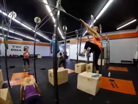 The Cell Gym, CrossFit Superstition 8:30am Crew