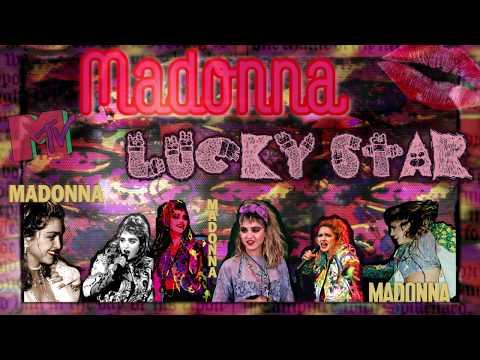 MADONNA - Lucky Star (1983, Steve Caraco Acoustic Mix)