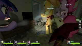 Left 4 Dead 2 - Ep.1 My Little Pony with Thorshammer1993