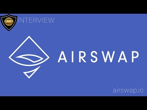 AirSwap Interview w/ Co-Founder Oved and Lead Engineer Deepa!