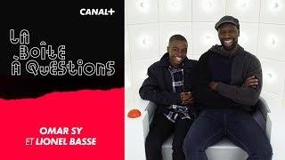La Boîte à Questions d'Omar Sy et Lionel Basse – 23/01/2019