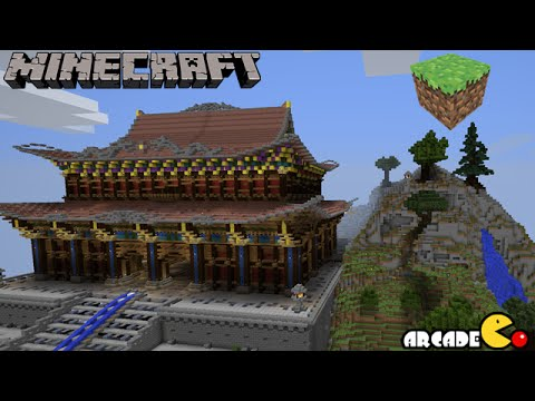 Minecraft: The Forbidden City, Imperial Pa and Great Wall of ...
