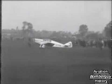 The Great Air Race - England to Melbourne 1934