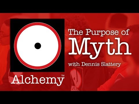 The Purpose of Myth: Interview with Dennis Slattery