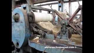 видео: Черниговская фабрика первичной обработки шерсти