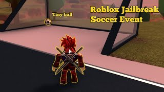 Roblox Jailbreak: Was passiert, wenn der winzige Ball im Tor war?