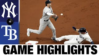 Yankees vs. Rays Game Highlights (4/9/21) | MLB Highlights