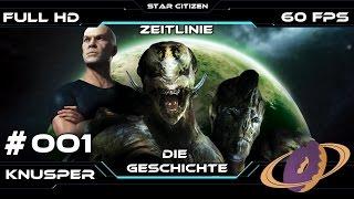 Star Citizen Geschichte #001 Zeitlinie [Deutsch] [German]