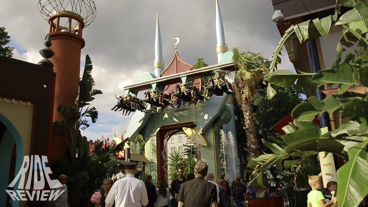 Monsunen Tivoli Gardens Zierer Suspended Flying