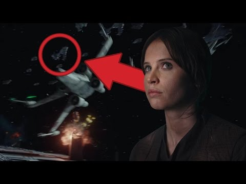 Star Wars Rogue One: Breaking Down the New Trailer - Rewind Theater