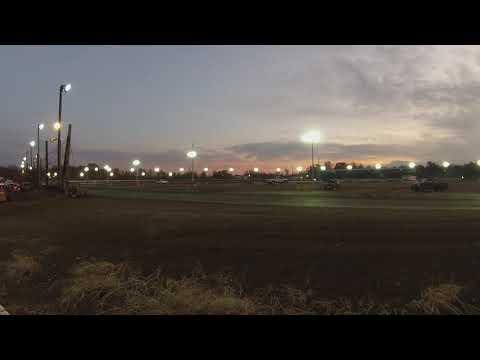 Bridgeport Speedway - 11/10/19 - Modified Heat Race #3