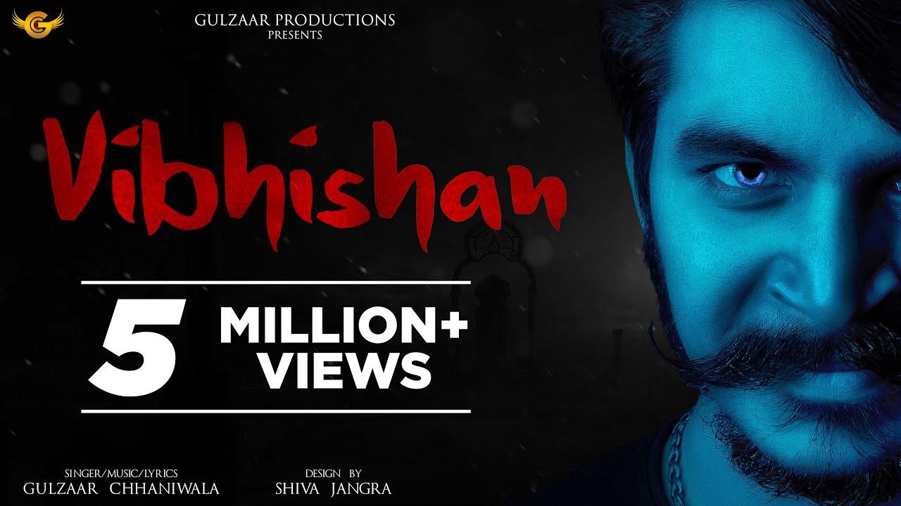 GULZAAR CHHANIWALA : VIBHISHAN ( Lyrical Video) | New Haryanvi Songs Haryanavi 2021