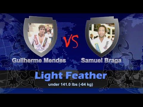 Guilherme Mendes VS Samuel Braga / World Championship 2009