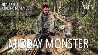 Midday Monsters, Illinois Rut Action | Chasing November S2E5