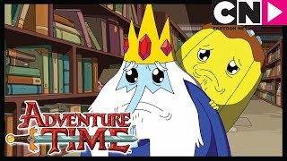 NEW Adventure Time | Fionna and Cake and Fionna | Cartoon Network