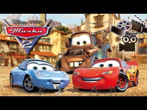 Cars 2 мультфильм
