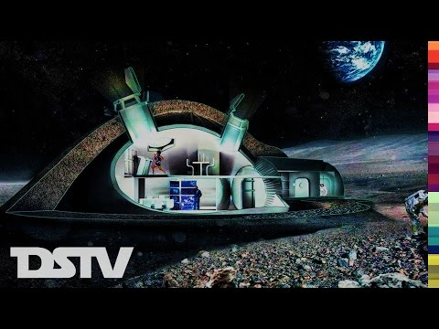 COLONIZING THE MOON - 2015 MINI SPACE DOCUMENTARY
