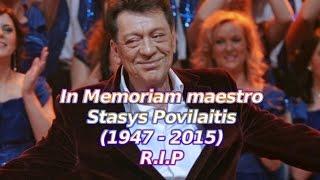"""Laba diena, Lietuva"": in Memoriam Stasys Povilaitis (1947 - 2015) HD"
