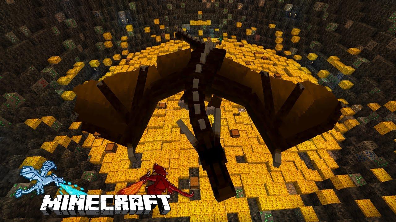 DES DRAGONS DE GLACE ET DE FEU MINECRAFT MOD ICE AND FIRE - Minecraft die grobten hauser