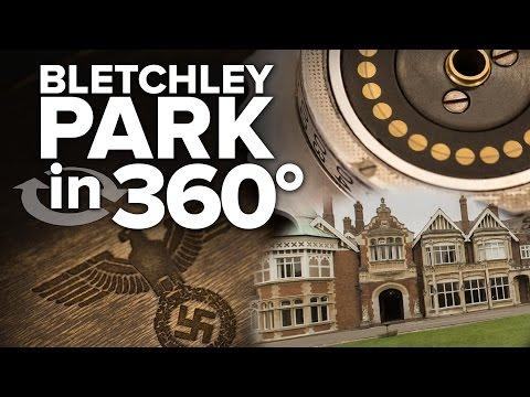 Bletchley Park 360 Tour: How Britain Cracked Nazi Enigma