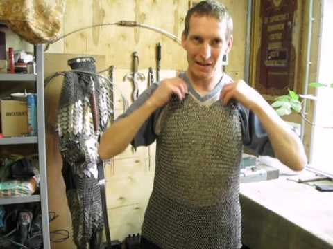 Титановая кольчуга для скрытого ношения