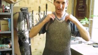 Титановая кольчуга для скрытого ношения(, 2016-02-07T14:14:15.000Z)