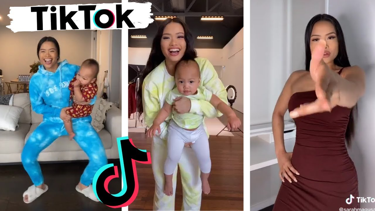 Best of Sarah Magusara TIKTOK Dance Compilation ~ Tik Tok 2020