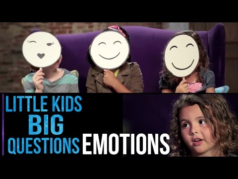 Why Do We Feel Emotional? | Little Kids. Big Questions.