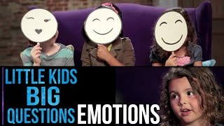 Repeat youtube video Why Do We Feel Emotional? | Little Kids. Big Questions.