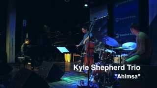 "KYLE SHEPHERD TRIO 'LIVE' - ""AHIMSA - for Gandhi and Mandela"" HD 1080p"