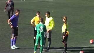 Торпедо - ВУФК (Николаев) 1:0 ДЮСШ 11 - Черноморец (1 тайм)
