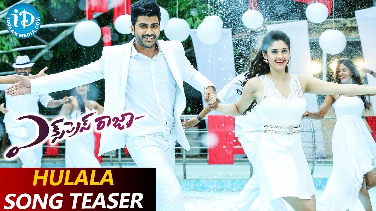 Hulala Cover Song Express Raja Movie Sharwanand