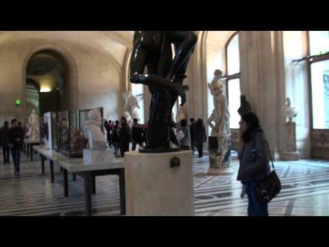 2009 Euro Travel #19 - France #14 - Musée du Louvre #13 - Italian sculpture