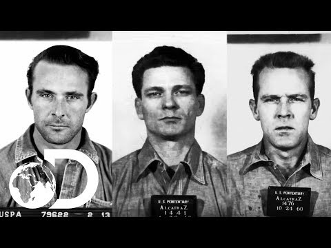 Did These Men Survive A Daring Escape From Alcatraz? | Mysteries Of The Missing
