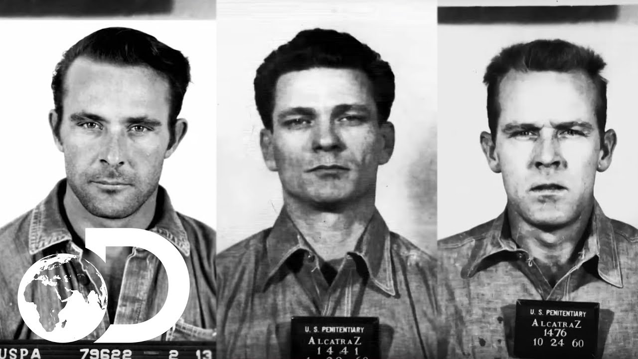 Did These Men Survive A Daring Escape From Alcatraz Mysteries Of The Missing