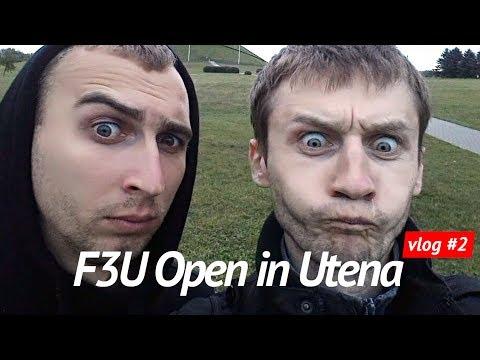 F3U Open in Utena Lithuania - Вторая серия