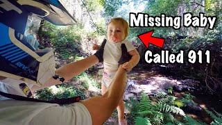 Found Missing Baby By A River (Called 911)