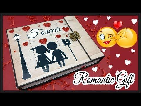 Love Story Book    Romantic Gift